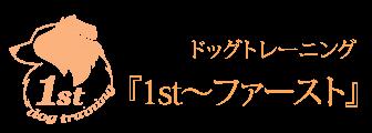 ドッグトレーニング『1stファースト』